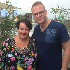 Met Staatssecretaris Sharon Dijksma:  Kantoor- & winkelruimten door GroenRijk Hoveniers