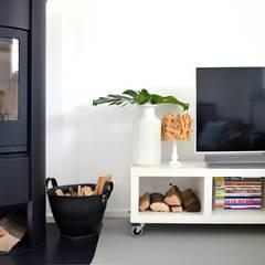 Privathaus:  Wohnzimmer von Kristina Steinmetz Design
