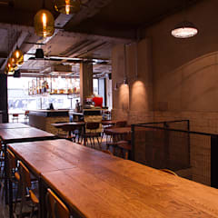 Imli Street:  Gastronomy by HF Contracts