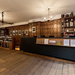 Berry Bros. & Rudd London:  Offices & stores by Mowat & Company Ltd,