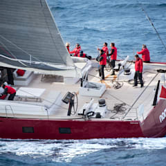 Nomad 4: Yachts & Jets de style  par Finot,