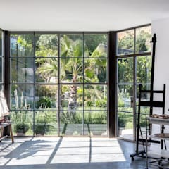Ventanas de estilo  por 08023 Architects