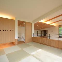 غرفة الميديا تنفيذ 鎌田建築設計室