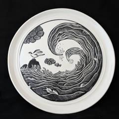Porcelaines:  de style  par A Melting Pot, Éclectique