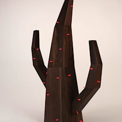 Kaktus Licht:  Artwork by Thomas Wilson Furniture,