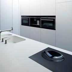 Villa Veth:  Keuken door 123DV Moderne Villa's