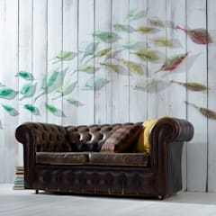 Swirling Leaves:   by Jo Downs,