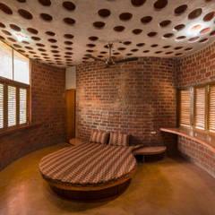 غرفة نوم تنفيذ iSTUDIO Architecture