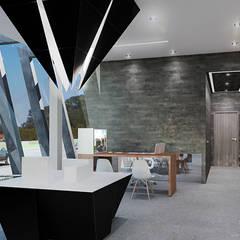 ALTERRA TOWERS:  de estilo  de MANUEL TORRES DESIGN