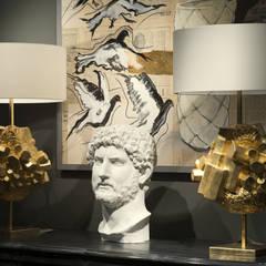 LAMPADA JASPER: Allestimenti fieristici in stile  di Marioni srl