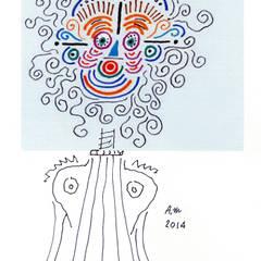 Anna G. – 20th Anniversary, Design: Alessandro Mendini:   von ALESSI,Ausgefallen