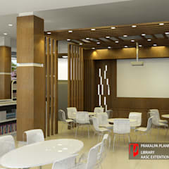 LIBRARY BLOCK, ASSAM ADMINISTRATIVE STAFF COLLEGE, GUWAHATI:   by PRAKALPA PLANNING SOLUTIONS PVT. LTD,