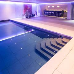 London Swimming Pool Companyが手掛けたプール