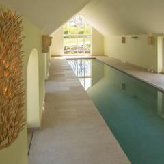 Zwembad door London Swimming Pool Company
