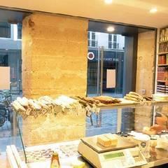 Restaurant CASTRO Paris: Restaurants de style  par Atelier Gamany