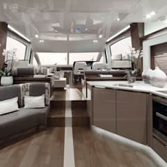 Yachts & jets by Kelly Hoppen, Modern
