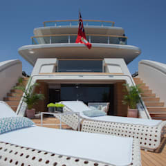 M/Y Saramour : Yacht & Jet in stile  di CRN SPA - YACHT YOUR WAY-