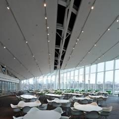 Edificios de oficinas de estilo  por Dam & Partners Architecten