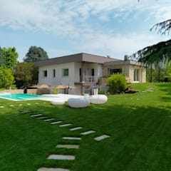 Garden by Studio d'Architettura MIRKO VARISCHI