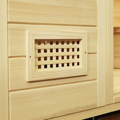 Meine Massivholz-Sauna:  Spa von corso sauna manufaktur gmbh