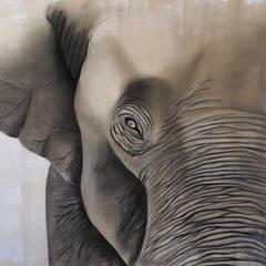 Editions limitées: Art de style  par Thierry Bisch - Peintre animalier  - Animal Painter