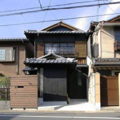 外観: 一級建築士事務所expoが手掛けた家です。