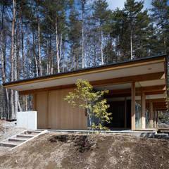 Houses by すわ製作所, Modern