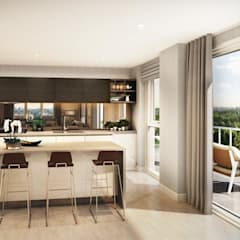 Kitchen: modern  by CGI Design Ltd, Modern