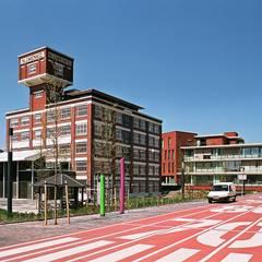Trung tâm triển lãm by het architectenforum