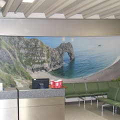 Wall Art 2:  Airports by Universal Graphix