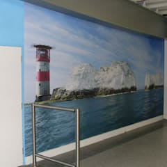 Wall Art 3:  Airports by Universal Graphix