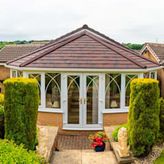 Roofing projects:  Conservatory by Ploughcroft