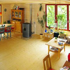 Anexos de estilo  por di  dörr & irrgang  Architekten und Generalplaner GmbH   , Rural