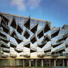 VM HOUSES:  Houses by BIG-BJARKE INGELS GROUP