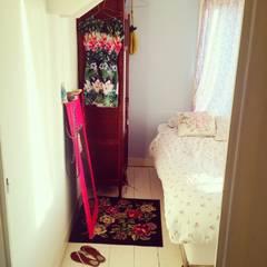 Voorbeelden:  Slaapkamer door Retroloekie