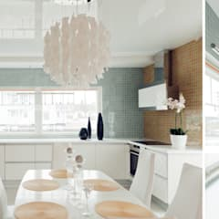 Kitchen by Center of interior design, Eclectic