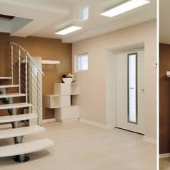 Corridor & hallway by Center of interior design, Eclectic