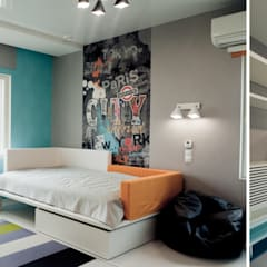 Nursery/kid's room by Center of interior design, Eclectic