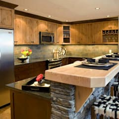 eclectic Kitchen by Bazzioni