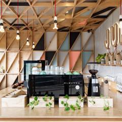ร้านอาหาร by Biasol Design Studio