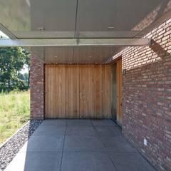 carport:  Garage/schuur door Joris Verhoeven Architectuur