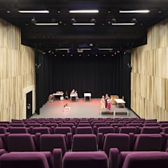 Event venues by LEVS architecten