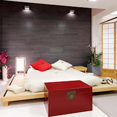 asian Bedroom by FANSTUDIO__Architecture & Design