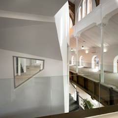 Artingstalls Chapel:  Office buildings by OMI Architects,