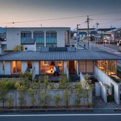 منازل تنفيذ 川添純一郎建築設計事務所