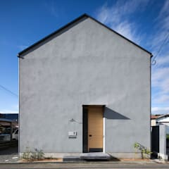 Houses by 川添純一郎建築設計事務所