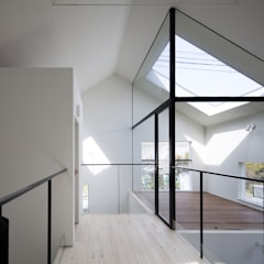 オアシスデイサービスセンター: 川添純一郎建築設計事務所が手掛けた病院です。