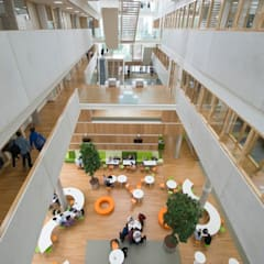 HAN Faculty of Education I/O:   door Liag Architecten en Bouwadviseurs,