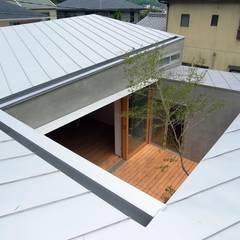 Terrace by 諸江一紀建築設計事務所, Eclectic