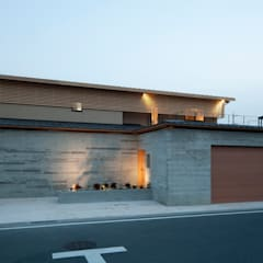 Houses by 一級建築士事務所 Kenso Architects